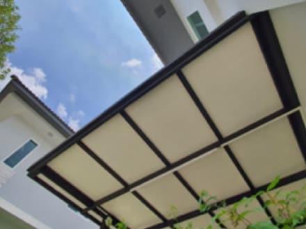 UPVC Roof
