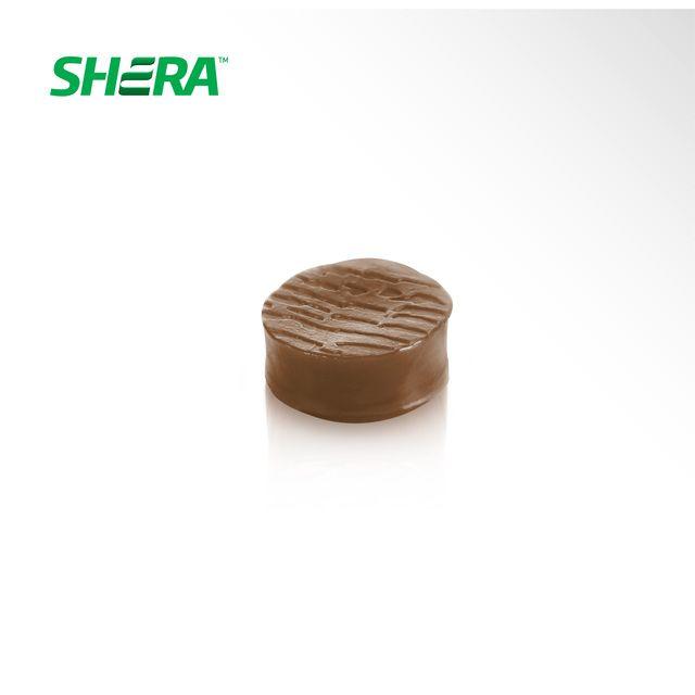 ZA0705090003461 อุปกรณ์ช่วยการเก็บหัวสกรูสำหรับการติดตั้งไม้พื้น สีน้ำตาลเชสนัท-01