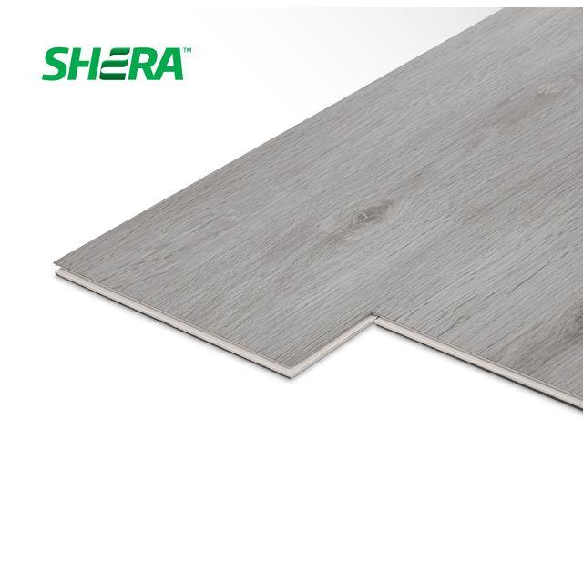 ไม้พื้นSPC Pewter Grey 2-01