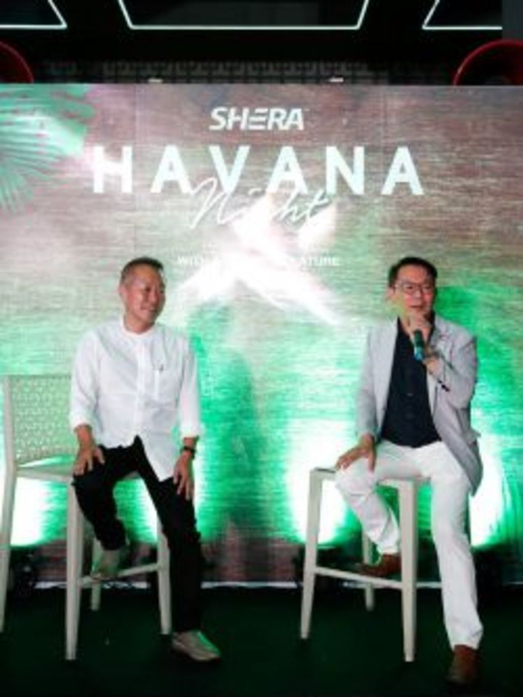SHERA Havana Night with a touch of nature 4